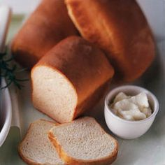 Bread machine recipes