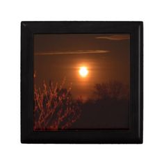 #beauty - #West Virginia Sunset Gift Box