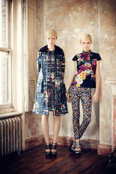 Erdem Pre-Fall 2013 Photo #wantitall