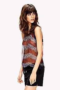Flower Silk Top and super expensive :O