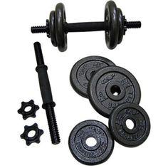 Gold S Gym Rswb Gg040t 2 Adjule Cast Dumbbell Set 18 Kg Ebay