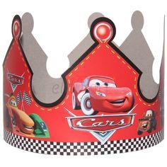 Cars Karton Taç - 7.99 ₺