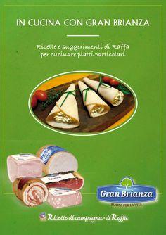 PDF con ricette create per Gran Brianza. #granbrianza #ricettedicampagna #gialloblogs