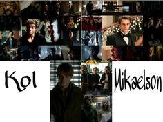 Kol Mikaelson ~ The Vampire Diaries & The Originals