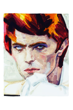 Elizabeth Peyton - David Bowie..........BEAUTIFUL RENDITION.......THANK YOU FOR THIS...ccp