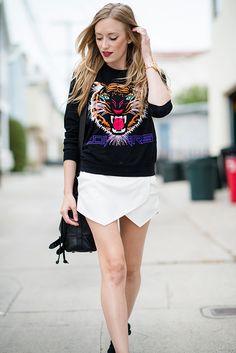 EatSleepWear / Graphic Tiger //  #Fashion, #FashionBlog, #FashionBlogger, #Ootd, #OutfitOfTheDay, #Style