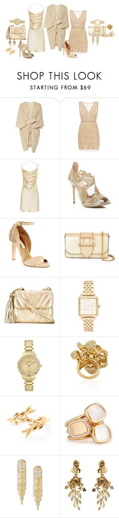 """Mother & Daughter"" by blujay1126 ❤ liked on Polyvore featuring Nicole Miller, Yves Saint Laurent, Oscar de la Renta, Cynthia Vincent, Burberry, Chanel, Marc Jacobs, Versus, Anabela Chan and Roberto Coin"