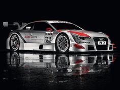 DTM Audi A5 #racing #motorsport