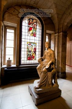 Classical sculpture at Castle Howard in Yorkshire, England ©Deborah Harmes