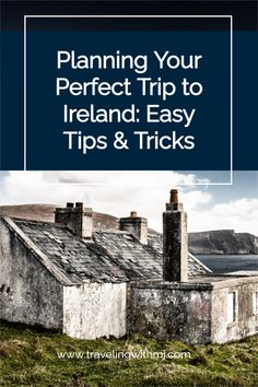 Start planning your perfect trip to Ireland with these easy tips and tricks. These tried and true recommendations will help make your Ireland vacation one full of adventure and memories. Ireland Vacation, Ireland Travel, Ireland In March, Driving In Ireland, Travel Advise, City Museum, Top Travel Destinations, Mj, Trip Planning