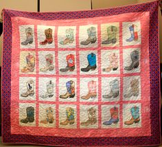 The National Cowgirl Museum and Hall of Fame will be auctioning off three quilts with block designed by the quilting public during the Off the Wall Maverick Quilt exhibit. Bidding will begin online at www.32auctions.com/ncmhof on Monday, Oct. 21 at 8:00 A.M. CST, and close on Thursday, Oct. 24 at 5:00 P.M. CST.