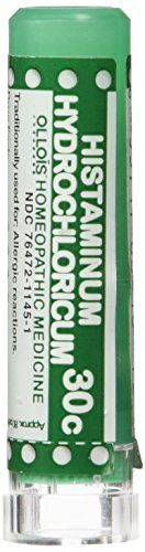 Ollois Lactose Free 30C Pellets Homeopathic Medicines Histaminum Hydrochloricum 80 Count *** Want additional info? Click on the image.