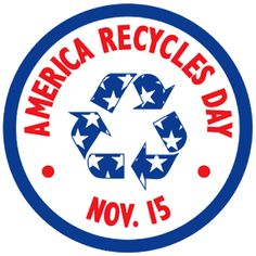 Activities in The Classroom to Celebrate America Recycles Day - November 15th
