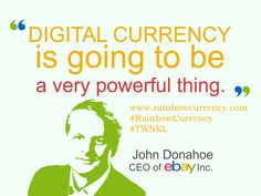 The Rainbow Currency is being accepted for all of your needs at a growing number of online and local businesses, thus earning it the name - Your Everyday Money.  Our unique 2-wallet system gives you the safety and security you need along with the simplicity you desire.  Join the Millions who are now choosing the Rainbow Currency difference! https://www.rainbowcurrency.com  Rainbow Currency is being Traded on www.southxchange.com and www.cryptocoinstreet.com Look for the Trading Symbol…