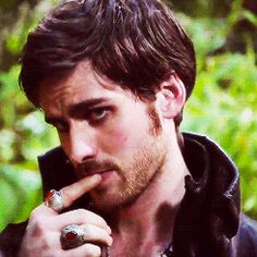 Pin for Later: 37 Reasons You're Deeply in Love With Once's Captain Hook And when he does, ladies everywhere shudder.