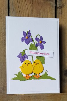Marianne Design, Holidays, Cards, The Creation, Die Cutting, Easter Activities, Holidays Events, Holiday, Map