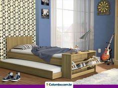 Que prática essa ideia! Uma bi-cama com espaço para colocar os sapatos. Acabou a bagunça! http://www.colombo.com.br/produto/Moveis/Bi-Cama-Politorno-com-Sapateira-e-Cama-Auxiliar-2459?utm_source=Pinterest&utm_medium=Post&utm_content=/Bi-Cama-Politorno-com-Sapateira-e-Cama-Auxiliar-2459&utm_campaign=Produto-22abr15