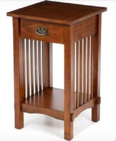 Mission Style End Tables Mission Furniture Pinterest Craftsman