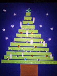 Miranda's lesmaterialen : Kerst knutselactiviteiten (groep 1/2)