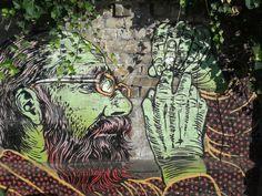 London E3 Graffiti, London, Painting, Art, Art Background, Painting Art, Kunst, Paintings, Performing Arts