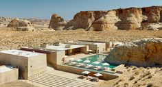 Amangiri Resort in Canyon Point, Utah 22 Of The Most Secluded Hotels In The World Amangiri Resort Utah, Amangiri Hotel, Casa Hotel, Hotel Spa, Hotels And Resorts, Best Hotels, Hilton Hotels, Luxury Hotels, Marriott Hotels