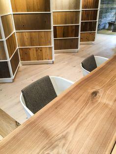 Arrigoni Woods Showroom in Minturn, Colorado. Custom flooring, European wood, engineered hardwood flooring. #arrigoniwoods #floor #wood
