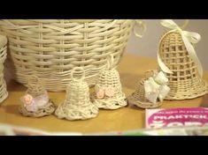 36e6f1825 Papierové pletenie - tekvička - YouTube   decor   Paper weaving ...