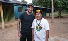 What could David Beckham's BBC film say about the Brazilian Amazon?  Documentary starring ex-footballer is an excellent opportunity to por...