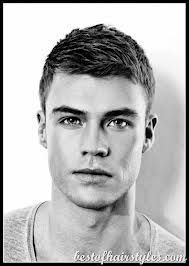 mens hairstyles 2013 Hunter could rock this look