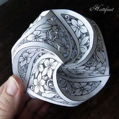 Hattifant's very first Triskele Paper Globe to PAPERCUT! Find out this and more…