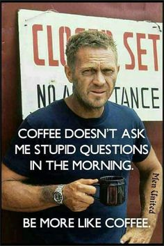 Hilarious coffee quotes and memes! Sarcastic Quotes, Funny Quotes, Funny Memes, Funniest Memes, Emo Quotes, Funny Humour, Hilarious, Wisdom Quotes, Life Quotes