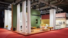 Lammhults at Salone del Mobile