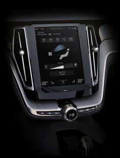 Volvo - Concept Estate // User Interface