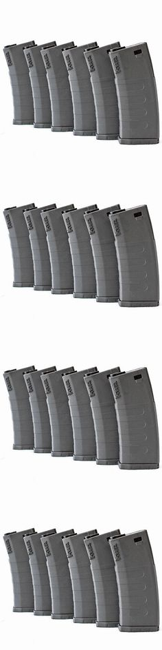 Accessories 31681: Kwa M4 M16 Polymer K120 Round Mid-Cap Airsoft Magazine Box Set Of 6 -> BUY IT NOW ONLY: $59.95 on eBay!