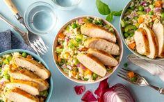 Chicken & Brown Rice Bowl