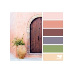Design Seeds for all who color ❤ liked on Polyvore featuring backgrounds, colors, design seeds, pictures y color palette