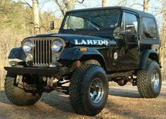 Jeep Cj, Jeep Wrangler, Vintage Jeep, Lifted Trucks, 4x4, Monster Trucks, Restoration, Building, Vehicles