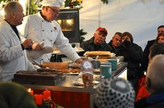 Learning to make lebkuchen, also known as gingerbread, in Passau. http://www.amberstravel.com