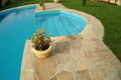 Flagstone, Pavement, Florida, Outdoor Decor, Home Decor, Floor, The Florida, Homemade Home Decor, Paving Stones