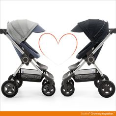 Pregnant & live in the city? Check out the Smart Urban Stroller Stokke Scoot.... 2 way facing seat w/ recline options & nimble design w/ compact fold too