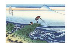 Hokusai , Artwork and Prints at Art.com