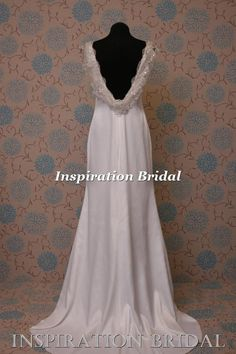 Vintage 1930s Wedding Dress - Sheer White Silk Chiffon 30s Wedding ...