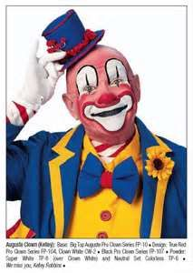 Image Search Results for professional clown makeup