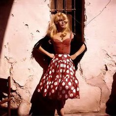 Bridget Bardot.  She is always flawless.  the REAL i woke up like this.