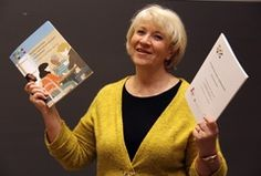 Anne Marie Løland Jensen - © Roald Lund Fleiner/napha.no