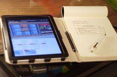 Moleskine iPad case reviewed   Flickr - Photo Sharing!