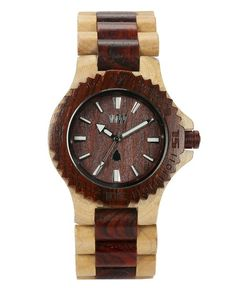 """https://www.cityblis.com/12765/item/14326   WeWOOD Date Beige/Brown Watch - $120 by WeWOOD   • 100% Natural Wood  • Hypo-allergenic  • Completely free of toxic chemicals  • Miyota movement  • Adjustable to fit most any wrist • Dimensions:  Band: 8 3/4"""" (222 mm) FACE (including wood frame / bezel): 1 9/16"""" (42 mm) across, and 1/2"""" (12.75 m...   #Watches"""