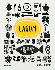 """Képtalálat a következőre: """"Lagom - A boldogság svéd titka Anna Brones"""""""