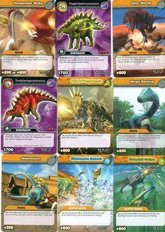 36 Cartas De Dinosaur King Dino Rey No Pokemon Yu Gi Oh