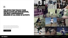 Nike+ Fuelband SE Touchscreen on Behance